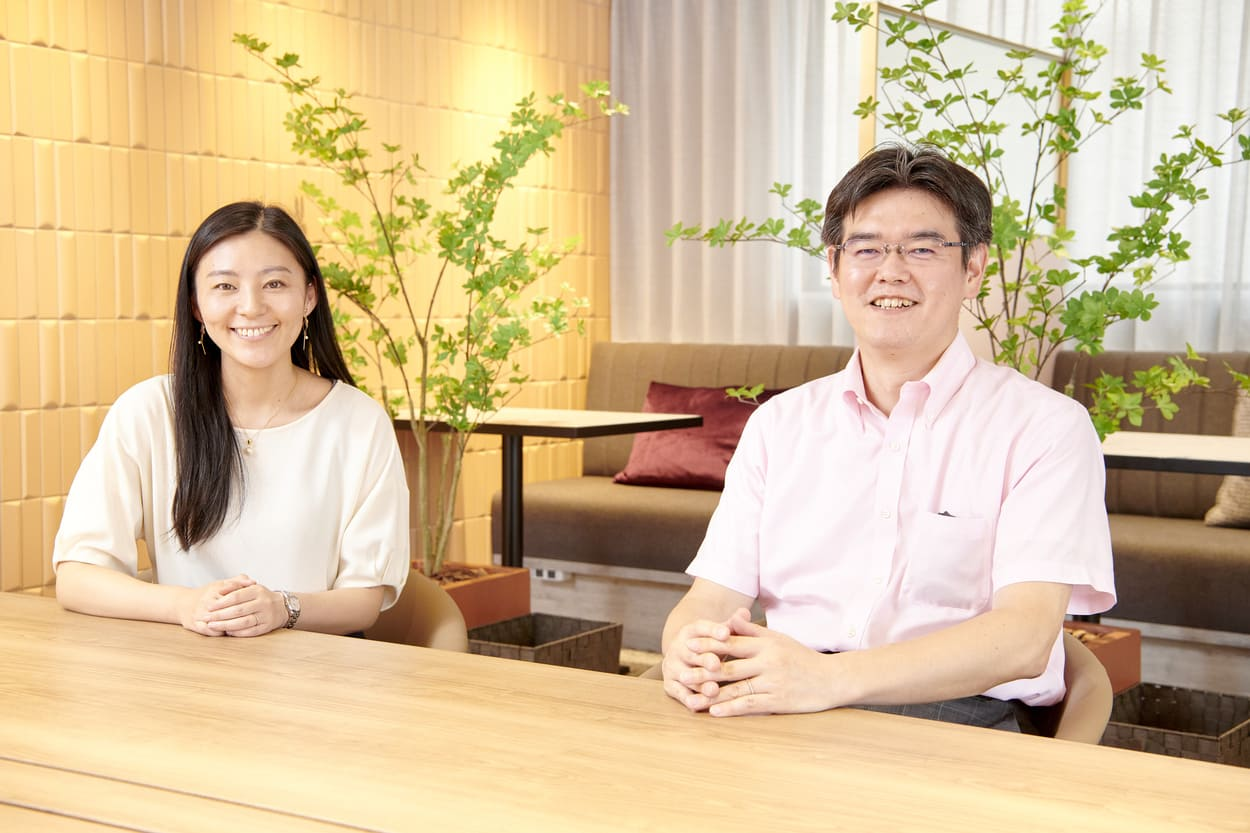 【東京電力HDならではのテレワークオフィスとは?】